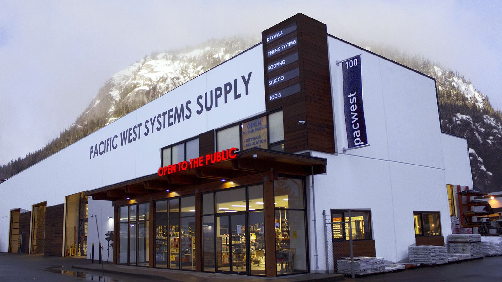 Pacific West Systems Supply Ltd