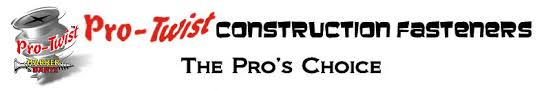 Pro Twist Construction Fasteners